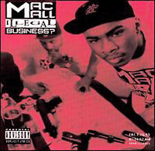 Illegal Business? [PA] by Mac Mall (CD, Mar-2005, Young Black Brotha)