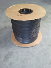 Screen Spline - Flat Spline .290 - Unmatched locking power 1000 ft roll