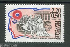 France 1989 Stamp 2566, Viscount Noailles, New
