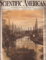 1921 Scientific American April 30-Vest pocket autos;Oil