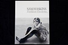 BRAND NEW First Edition Sealed Hardback Book Fashion Etcetera by Sam Haskins