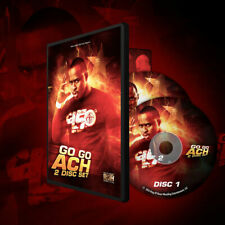 Ring of Honor - Go Go ACH Double DVD Set, ROH Young Bucks Strong Alexander