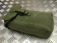 Genuine British Military Issue 58 Patt OD Green Falklands Type Ammo Pouch Left