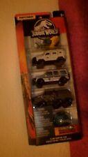 "Matchbox - 5-Piece Gift-Set - Jurassic World ""Dino Rivals - Island Transport"""