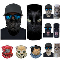 Balaclava Scarf Bandana Head Face Neck Gaiter Snood Headband Headwear Cycling