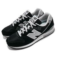 New Balance CM996BP D Black Silver Grey Men Women Unisex Running Shoes CM996BPD