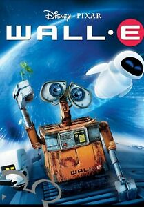 Disney Wall E art print A4, poster, picture, nursery, gift,