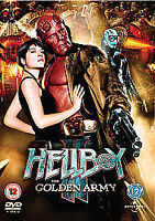 Hellboy 2 [DVD] [2008] The Golden Army