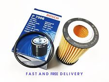 GENUINE BOSCH OIL FILTER FOR VAUXHALL /OPEL/ CHEVROLET F­ 026 407 006 P7006