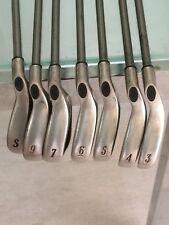 Callaway X 14 Steelhead Irons
