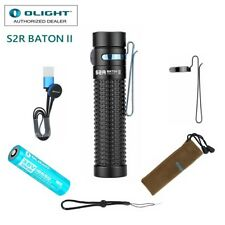 Olight S2r Baton 1020 Lumen Rechargeable Torch