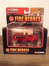 Corgi Diecast Fire Heroes Mack B Pumper Boston Fire Department Collectible NEW