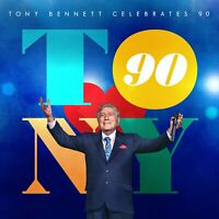 Tony Bennett Celebrates 90 (2016)  CD  NEW/SEALED  SPEEDYPOST