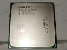 New listing Amd Fx 8350 Black Edition Am3+ 4.0Ghz 8-Core Desktop Unlocked Cpu, Fd8350Frw8Khk