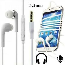 Earphones Headphone Earbuds Handsfree Mic & Remote for Samsung Galaxy S7 S6 Edge