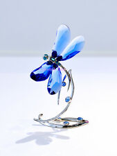 Swarovski 2014 SCS Limited Edition Blue Dragonfly 5004731 Brand New In Box