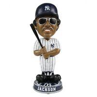 Reggie Jackson New York Yankees Knucklehead Big Head Bobblehead MLB
