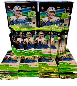 Seattle Seahawks   2020 Absolute Football   Gravity Feed Box 36 Packs Live Break