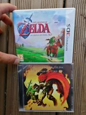 Nintendo 3DS - Jeu The Legend of Zelda - Ocarina of Time 3D + CD Soundtrack