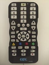 Cox Communications Universal Remote Control