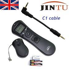 Jintu 2.4G Wireless Timer Remote Shutter For Canon EOS 650D 600D 550D 500D 60D