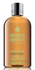 Molton Brown JAPANESE ORANGE Shower Gel BODY WASH 300ml FULL SIZE