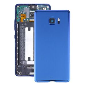 Replacement Battery Back Cover With Camera Lens Cover for HTC U Ultra (Blue)