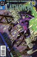 Catwoman (1993 series) #0 in Near Mint + condition. DC comics [*hl]