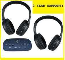 2015 Chevrolet Tahoe Suburban  2 Headphones & DVD Remote