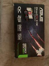 ASUS NVIDIA GeForce GTX 660 Ti OC Edition - GPU - Graphics Card -