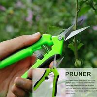 Garden Pruning Shears Picking Scissors Potted Trim Weed Branches Scissors F3A8