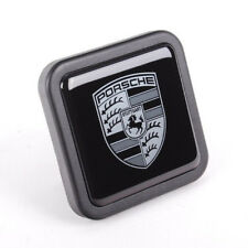 New OEM Genuine Porsche Cayenne Macan Tow Hitch Cover PNA70500302 BLACK