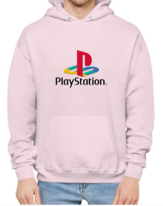 Playstation Hoodie | Hoody Gamer | Gaming logo | Cult Retro | Hanes | All Sizes