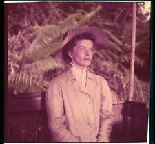 Katharine Hepburn The Africain Reine Rare Original Caméra 2 1/4 Transparence'