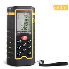Telemetro Distanziometro Laser professionale 60m Tacklife A-ldm02 Misuratore