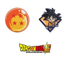 *NEW RELEASE* Dragon Ball SUPER Patch Set Goku + 4 Star Ball NWT AUTHENTIC 🐉