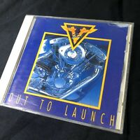 V2  Out to Launch JAPAN CD Tommy Heart/ Fair Warning GERMAN HARD ROCK