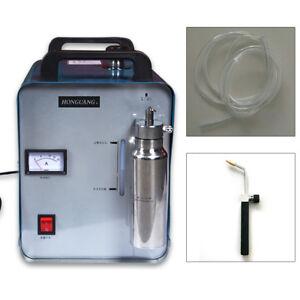 75L/H Acrylic Water Welder Flame Polishing Machine Oxygen-Hydrogen Generator