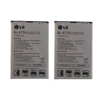 KIT 2x LG BL-47TH Li-ion Battery 3200mAh for Optimus G Pro