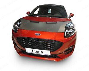 AUTO BRA für Ford Puma Bj. ab 2019 Steinschlagschutz Haubenbra Haubenschutz