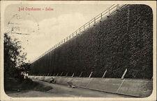 Bad Oeynhausen Ravensberger Mulde 1912 Kurpark Saline gelaufen nach Mühlenholz