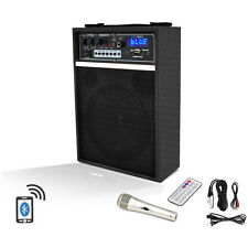 "Pyle-Pro 300-Watt Bluetooth 6.5"" Portable PA Speaker System Built-in Recharge"