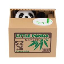 "Children Toy ""Panda"" Style Piggy Bank - Money Box - Saving Coin - Bank Box"