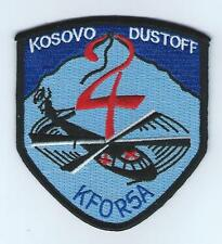 "24th MEDICAL CO ""KOSOVO DUSTOFF""  patch"