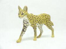 Japan Kaiyodo Serval African wild cat Mini PVC Figurine Figure Model
