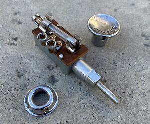 NOS! Land Rover Series Kodiak Heater Switch w/ Original Knob + Bezel 2/2A 88 109