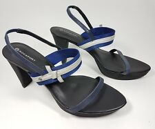 Rockport slingback high heel shoes uk 6 eu 39 super condition