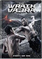 The Wrath of Vajra  - Hong Kong RARE Kung Fu Martial Arts Action movie - NEW