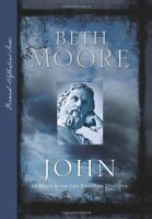 John: 90 Days with the Beloved Disciple (Personal Reflections) by Beth Moore