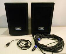 Anchor Audio Exp-7500U2 Portable Powered Speaker & Companion Speaker w/Wireless